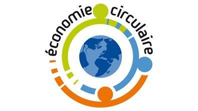 Économie circulaire logo officiel