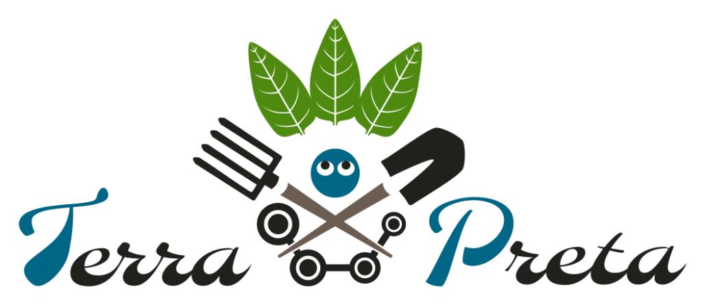 Logo officiel de l'association Terra Preta