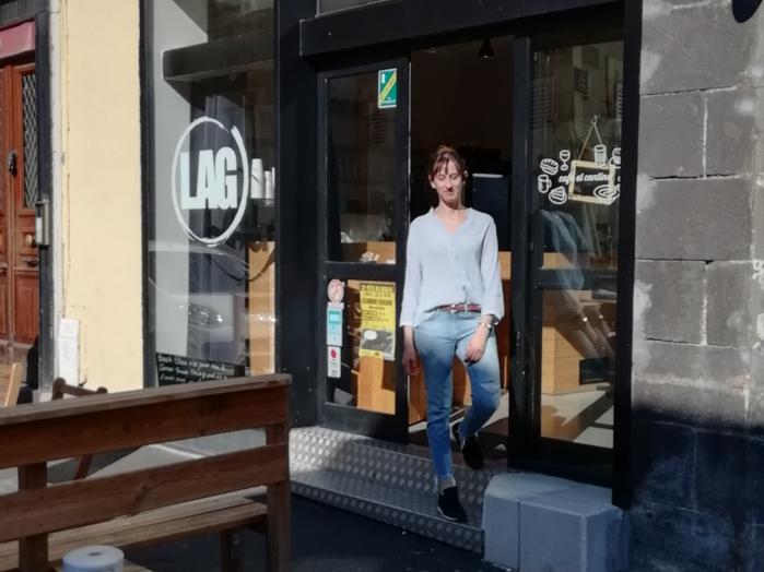 Partenaire de collecte des biodéchets : Le LAG Coffee avec Lyria.