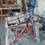 Conception et construction des vélos et remorques
