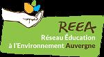 Logo Réseau Education à l'Evironnement Auvergne - REEA
