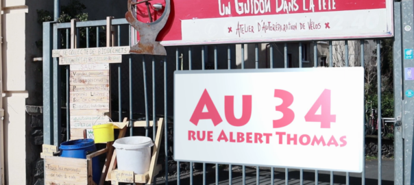 Documentaire Au 34 rue Albert Thomas, image d'introduction